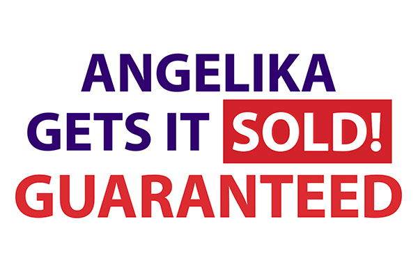 Angelika Gets It Sold!